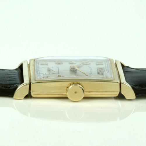 14ct vintage Hamilton watch circa 1940