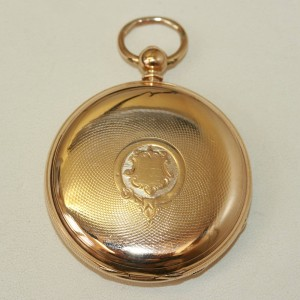 18ct Rotherhams pocket watch