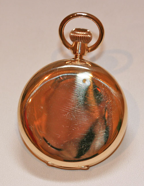 18ct Waltham pocket watch