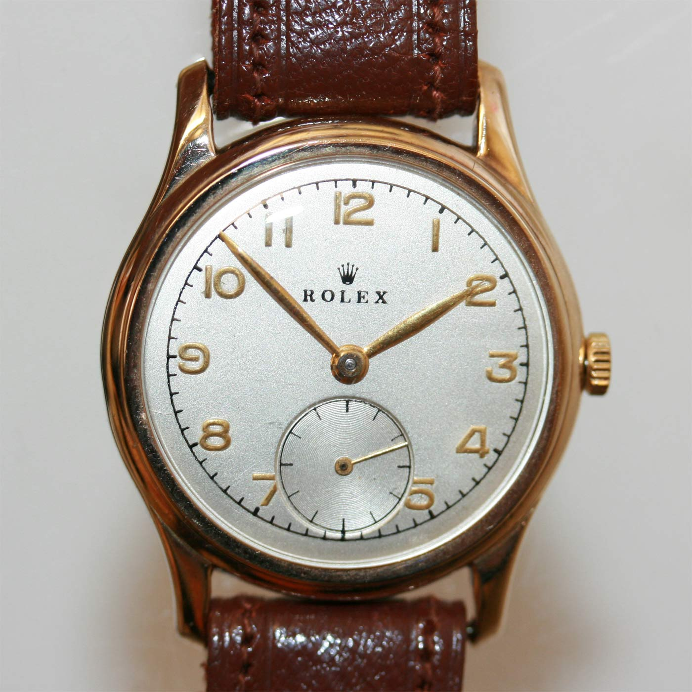 buy vintage 9ct rolex watch sold items sold rolex