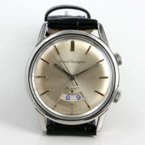 Vintage Girard Perregaux alarm watch