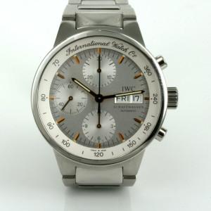 Gents IWC GST Chronograph watch.