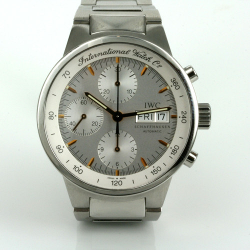 Gents IWC GST Chronograph watch.