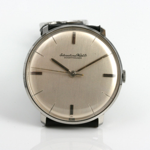1960's vintage IWC watch calibre 401