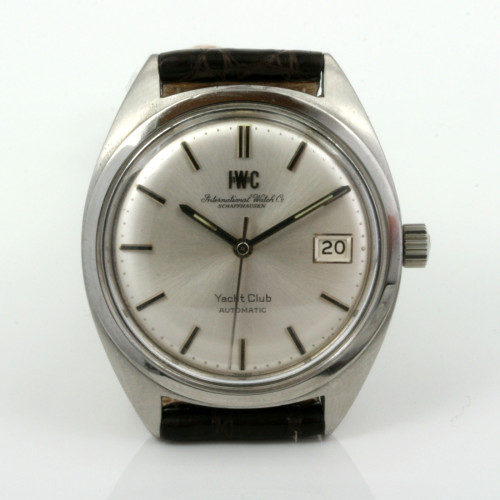 Automatic 1970's IWC Yacht Club watch