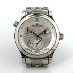 Jaeger LeCoultre Master Geographic watch