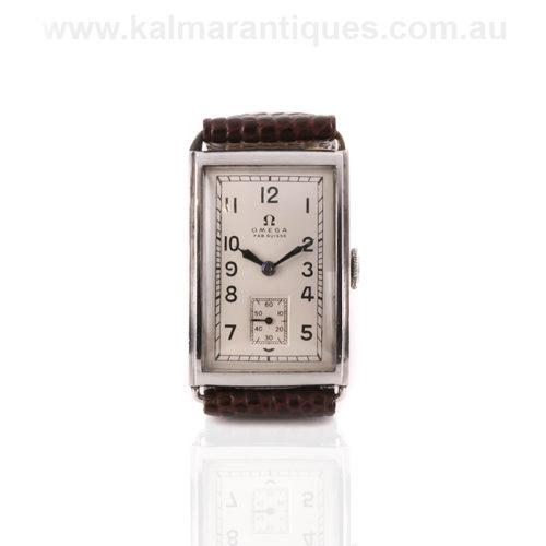 Vintage Omega watch calibre T17