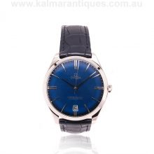 Rare Omega Master Trésor Co-Axial watch Limited Edition number 1 of 88 reference 432.53.40.21.03.001