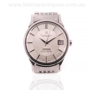 Rare Omega Seamaster Constellation made for Japan market 168.0065
