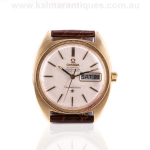 Gents vintage Omega Day Date Constellation reference 168.029