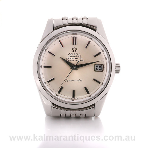 Omega Seamaster Automatic watch 166.010