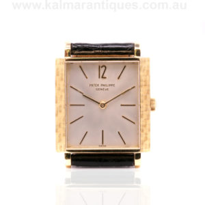 18ct Patek Philippe reference 3405 from the 1960's