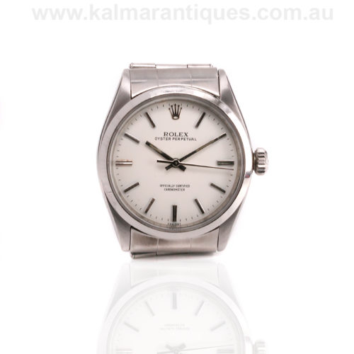 Vintage Rolex Oyster reference 6284