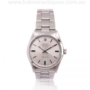 Vintage Rolex Air King reference 5500 from 1977