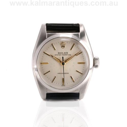 Vintage Rolex Bubbleback reference 6050 Rolex Sydney