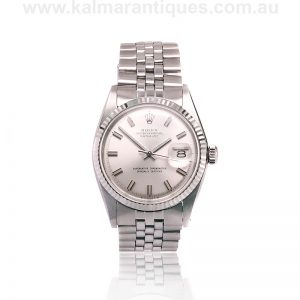 Vintage 1972 Rolex 1601 with the