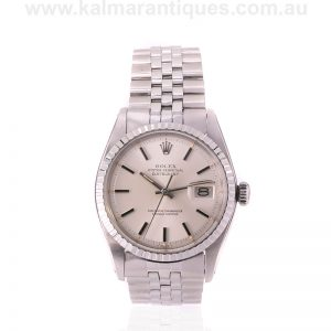 Vintage Rolex 1601 from 1972 in exceptional condition