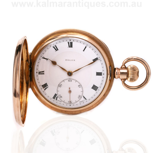 Antique Rolex pocket watch