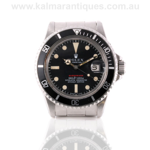 Rolex Submariner 1680 Sydney