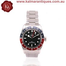 Tudor Black Bay GMT Heritage reference 79830RB
