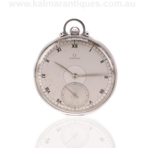 Vintage Omega pocket watch Calibre 37.5ST