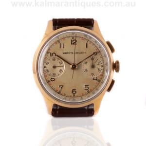 Wendt vintage Chronograph watch Venus 188