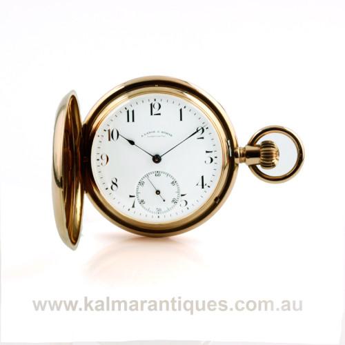 A. Lange & Sohne pocket watch