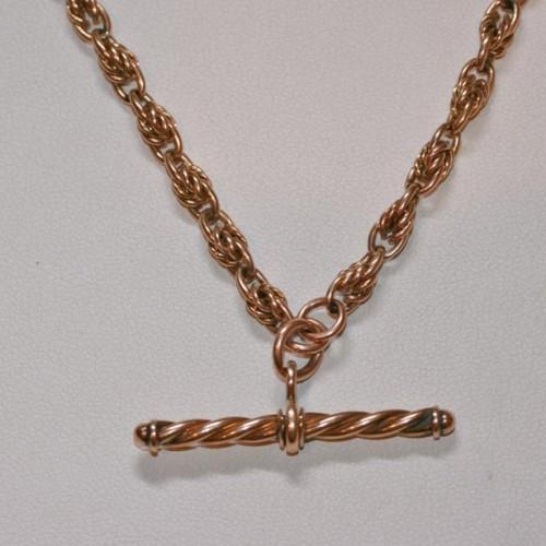 9ct Albert chain