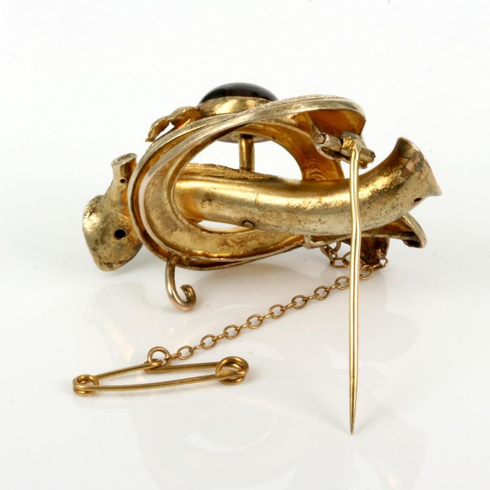 Dating antique jewellery