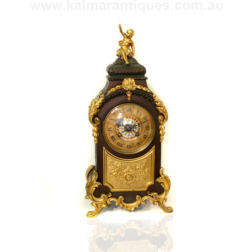 Antique Japy Freres clock