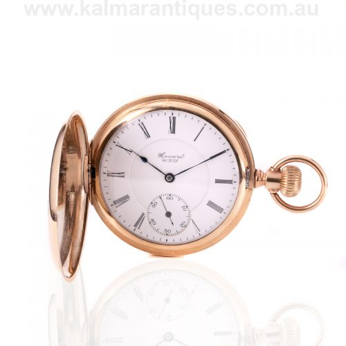 Antique gents Howard pocket watch made in 1903