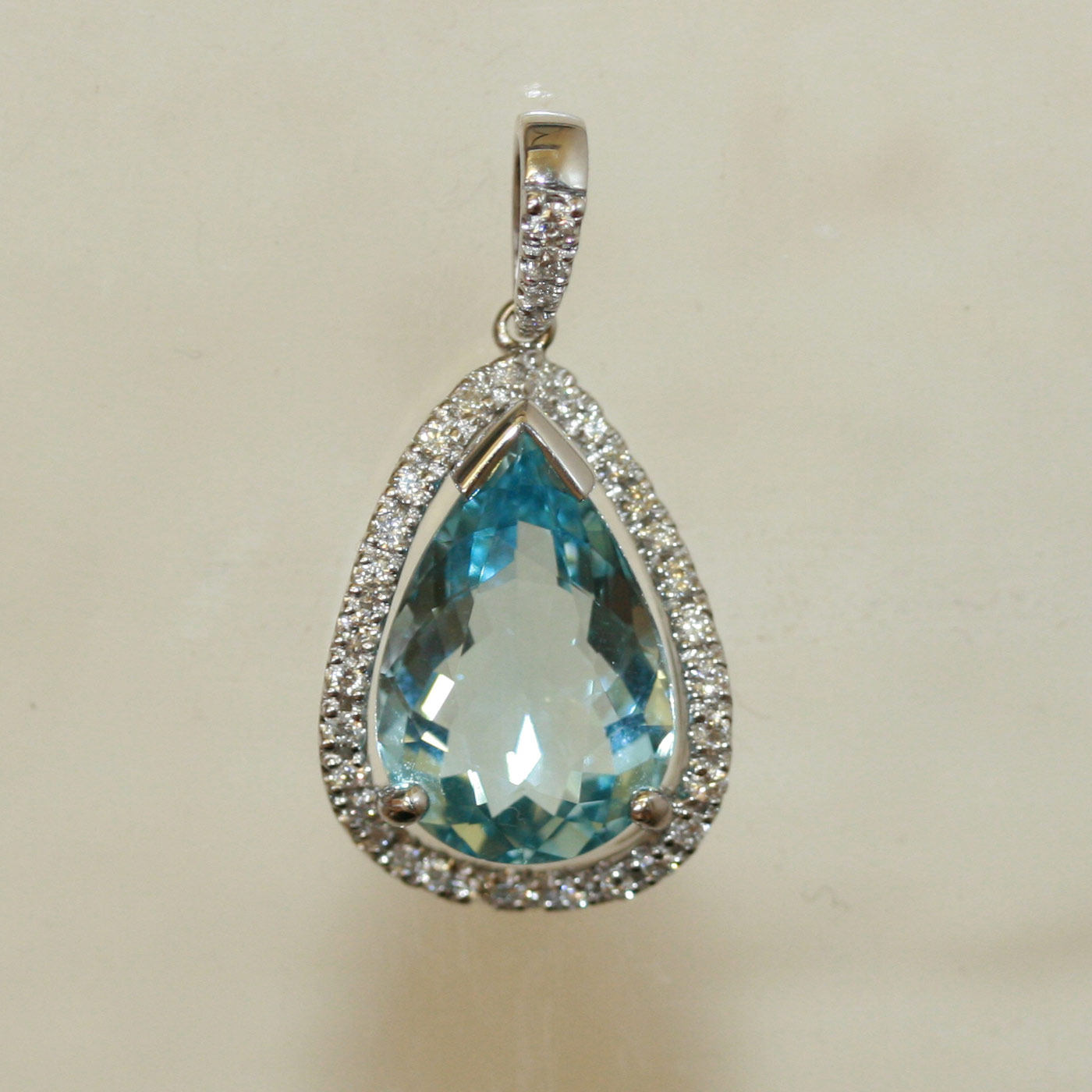 collections products jewelry ruth pendant citrine tomlinson necklace aquamarine