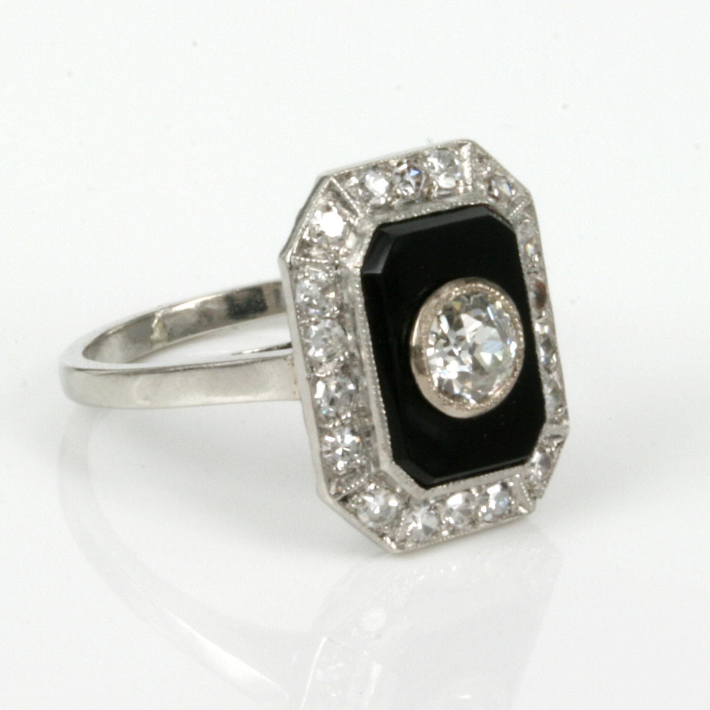 Buy Black Diamond Ring