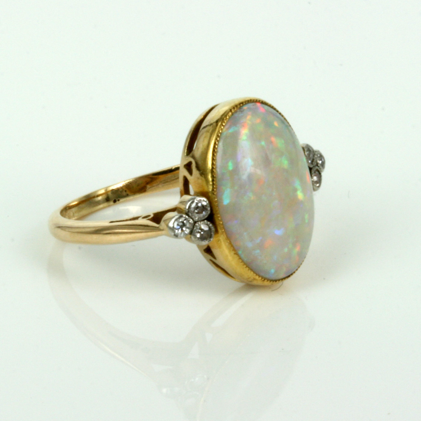 Setting Opals In Rings
