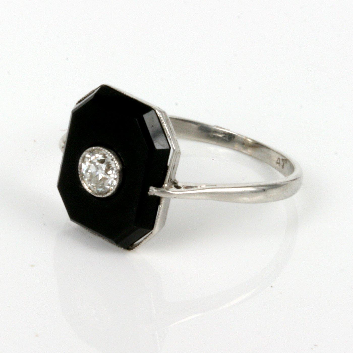 mens black onyx wedding rings hd image - Black Onyx Wedding Ring