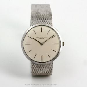 18ct Audemars Piguet watch