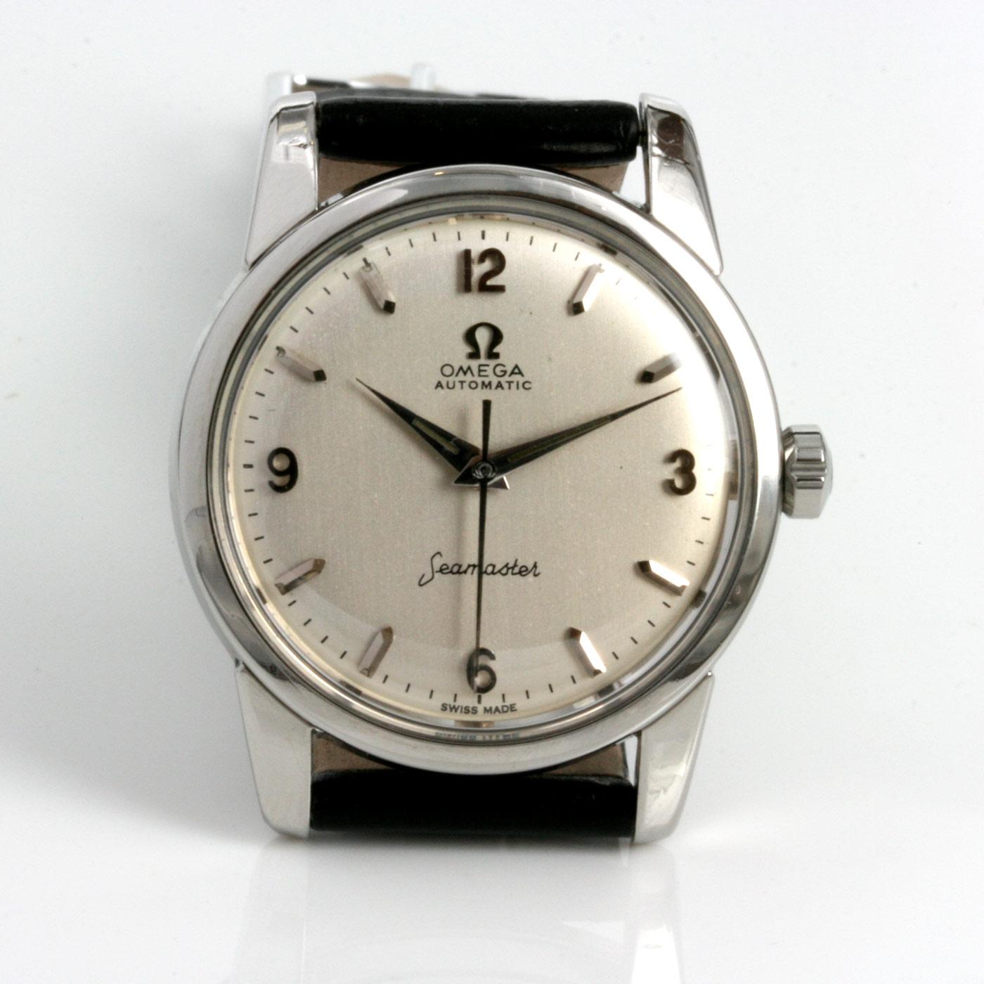 Buy 1959 vintage omega seamaster sold items sold omega watches sydney kalmarantiques for Omega watch seamaster