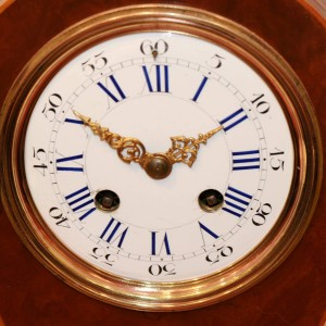 Japy Freres French balloon clock