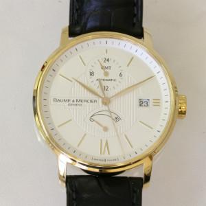 Baume and Mercier wrist watch.