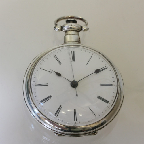 Bovet Fleurier pocketwatch.