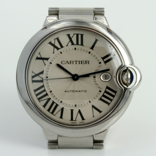 Automatic Cartier Ballon Bleu model 3001