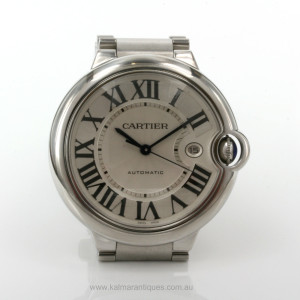 2013 Automatic Cartier Ballon Bleu model 3001