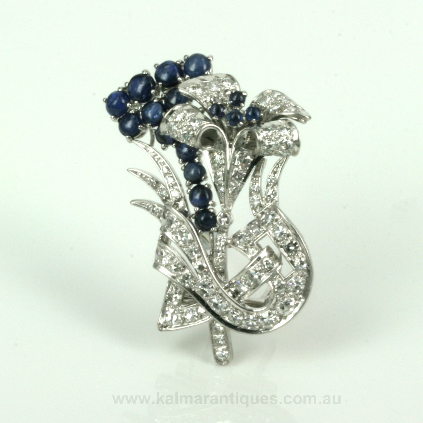 cartier duck product in lapis store paris brooch