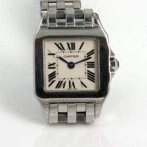 Ladies Cartier Demoiselle model 2698