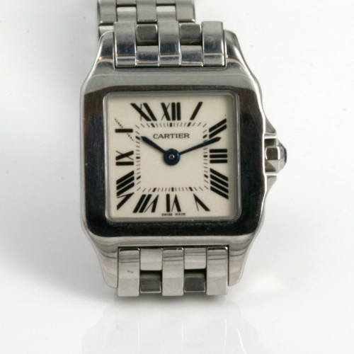 Ladies Cartier Demoiselle model 2698