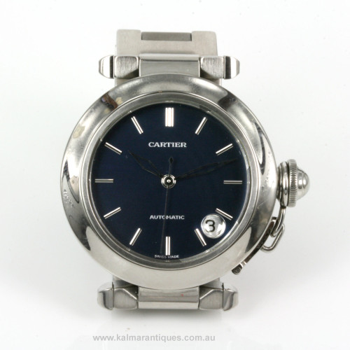 Automatic Cartier Pasha watch reference 1031