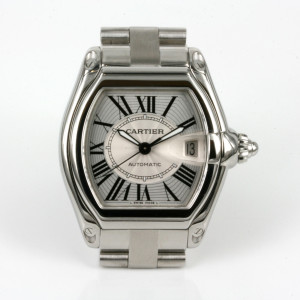 Automatic Cartier Roadster model 2510