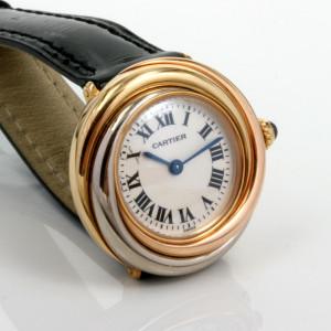 Ladies Cartier Trinity watch model 2357