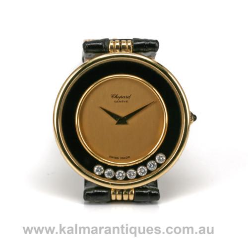 Chopard Happy Diamonds watch reference G 2466