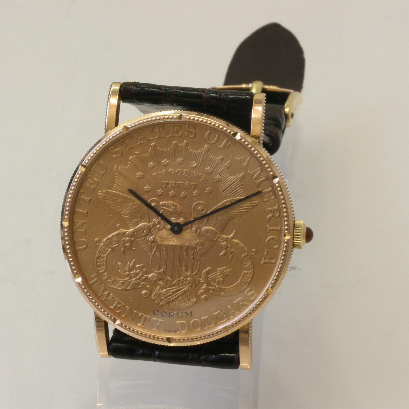 Buy Corum Coin Watch Sold Items Sold Watches Sydney